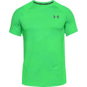 Under Armour Men's MK1 T-Shirt - Green