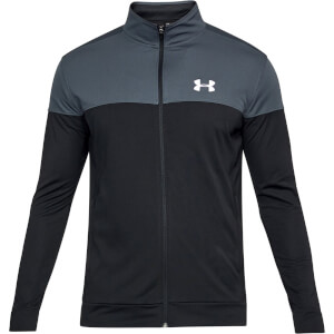 Under Armour Men's Sportstyle Pique Jacket - Grey