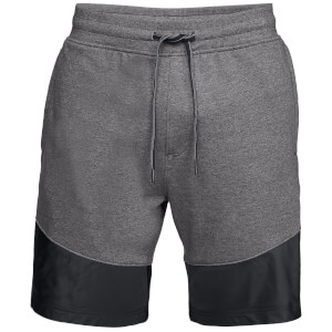 Under Armour Men's Threadborne Terry Shorts - Grey