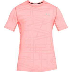 Under Armour Men's Threadborne Elite T-Shirt - Red