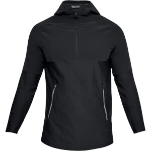Under Armour Men's Threadborne Vanish Hoody - Black