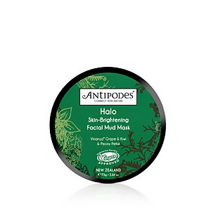 Antipodes Halo Skin Brightening Facial Mud Mask 75g
