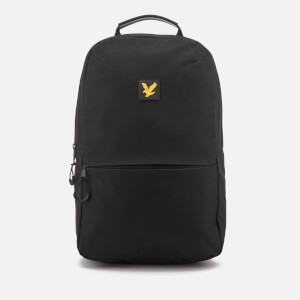 Lyle & Scott Men's Rucksack - True Black
