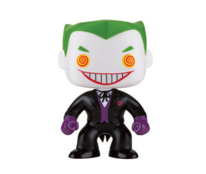 DC Comics The Joker EXC Pop! Vinyl Figure