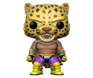 Tekken Caped King EXC Pop! Vinyl Figure