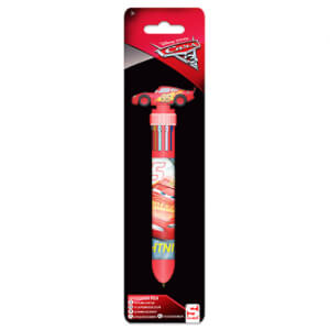 Cars 3 Lightning McQueen 10 Colour Pen