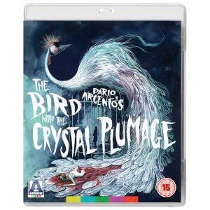 L'oiseau au plumage de cristal