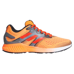 adidas Men's Aerobounce Training Shoes - Orange/Red