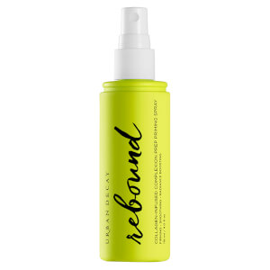 Urban Decay Rebound Collagen Prep spray base viso