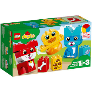 LEGO DUPLO: My First Puzzle Pets (10858)