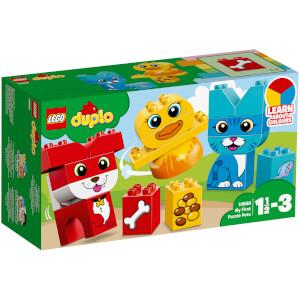 LEGO DUPLO: Mi primer puzle de mascotas (10858)