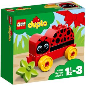 LEGO DUPLO: Mein erster Marienkäfer - erste Bauerfolge (10859)
