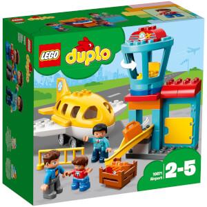 LEGO DUPLO: Vliegveld (10871)