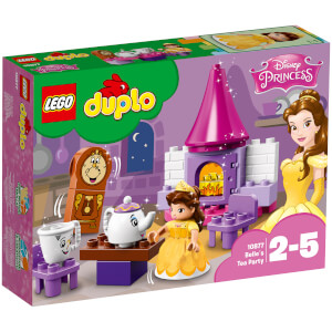LEGO DUPLO: Belle's Tea Party (10877)