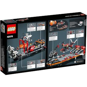 LEGO Technic: Hovercraft (42076): Image 8
