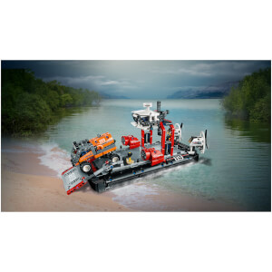 LEGO Technic: Hovercraft (42076): Image 7