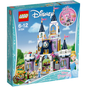 LEGO Disney Princess: Cinderellas Traumschloss (41154)