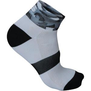 Sportful Women's Primavera 3 Socks - Black/White