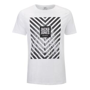 Jack & Jones Men's Core Burke T-Shirt - White