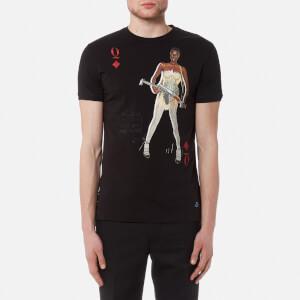 Vivienne Westwood MAN Men's Printed Peru T-Shirt - Black