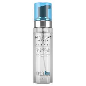 MineTan Micellar Water Primer Pre-Tanning PH Restore