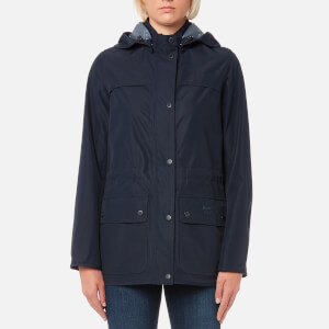 Barbour Women's Barometer Jacket - Navy