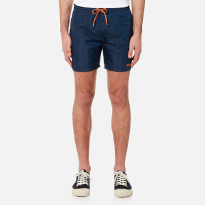 Diesel Men's BMBX Wave SW Boxers - Navy