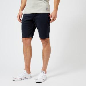 Superdry Men's International Chino Shorts - Graphite Navy