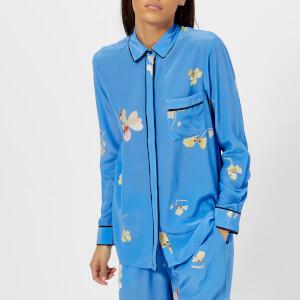 Ganni Women's Joycedale Shirt - Marina