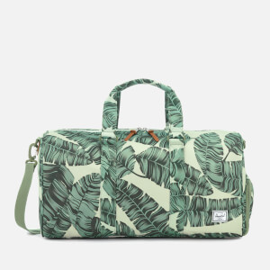 Herschel Supply Co. Men's Novel Mid-Volume Duffle Bag - Silver Birch Palm