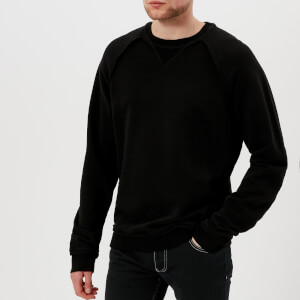 Maison Margiela Men's Cotton Sweatshirt - Black