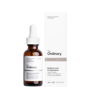 The Ordinary Retinol Serum 0.5% in Squalane 30ml