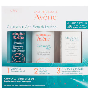 Kit Anti-Imperfeições Cleanance da Avène
