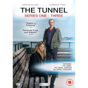 The Tunnel - Series 1 to 3 Complete Boxed Set