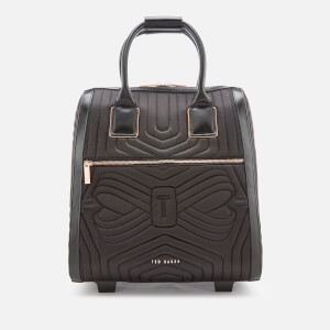 Ted Baker Women's Anisee Quilted Bow Travel Bag - Black