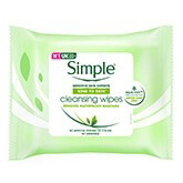 Simple Cleansing Wipes