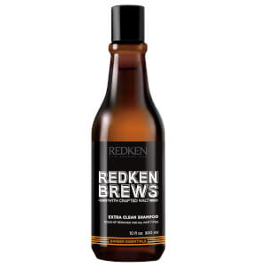 Redken Brew Extra Clean Shampoo 300ml