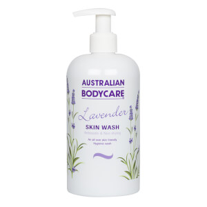 Australian Bodycare Lavender and Tea Tree Oil Skin Wash 500ml