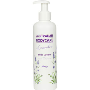 Australian Bodycare Lavender and Tea Tree Oil Body Lotion 250ml (Worth £19)