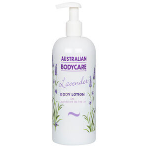 Australian Bodycare Lavender and Tea Tree Oil Body Lotion 250ml