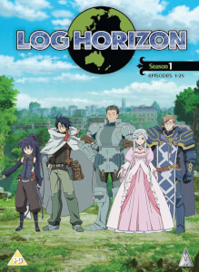 Log Horizon - Season 1 Collection