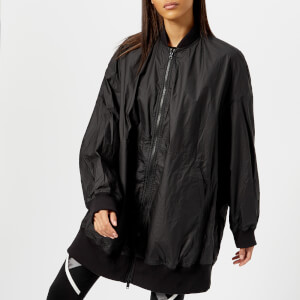 Y-3 Women's Reversible Bomber Jacket - Black/Core White