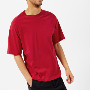 Y-3 Men's Cl Logo Back Short Sleeve T-Shirt - Chili Pepper