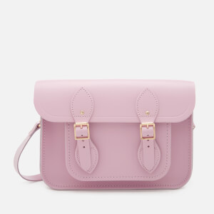 The Cambridge Satchel Company Women's 11 Inch Magnetic Satchel - Light Lilac