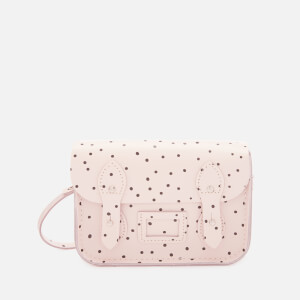The Cambridge Satchel Company Women's Tiny Satchel - Dot Print on Chalk