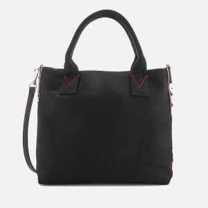 Pinko Women's Abadeco Shopping Tote Bag - Black