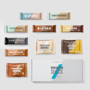 高蛋白零食禮盒