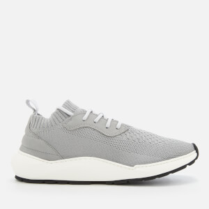 Filling Pieces Knit Speed Arch Runner Trainers - Light Grey