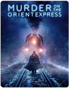 Murder on the Orient Express - Zavvi Exclusive Limited Edition Steelbook