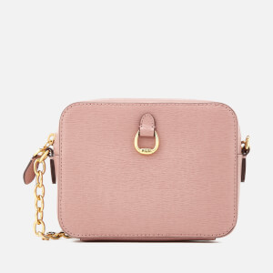 Lauren Ralph Lauren Women's Bennington Small Camera Bag - Rose Smoke